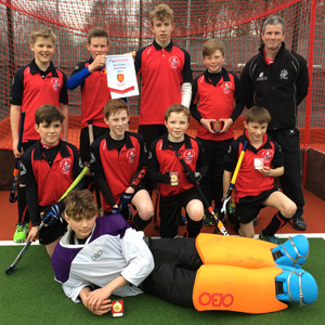 North-U13-Hockey-Champions