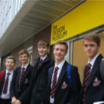 Yr 10 students through to top ten in design competition