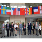 Students experience anniversary celebrations in Chinese exchange