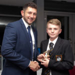 Year 8 student recognised for his cricket success