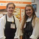 Students reach local finals of Future Chef competition