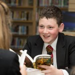 Sponsored Readathon by year 7 and 8 students