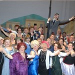 Year 13 students take the lead in Singin' in the Rain