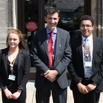 New head boy, head girl and deputies appointed