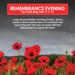 Remembrance Evening