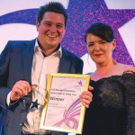 Proud to win 'Self-Managed Caterer of the Year'