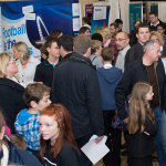 Highly successful careers fair