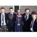 Students celebrate EPQ success