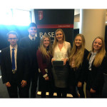 Students take regional title at BASE National Business competition