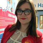 Former student is youngest ever elected councillor