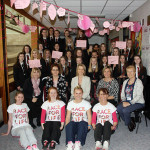 Race for Life in honour of Miss Williams