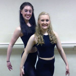 Two students heading to Theatre Arts schools in London