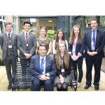 New head boy, head girl and deputies