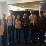 ICAEW Business competition runners up