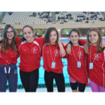 Students reach the National Swimming Schools final