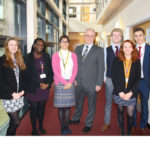 Former Head Boy & Girl return to advise Year 12 students