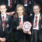 Students crowned swimming champions