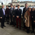 Student Leadership Team visit the Houses of Parliament