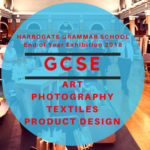 Invitation to GCSE Art and Design Exhibition