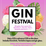 PTA Gin festival featuring Slingsby