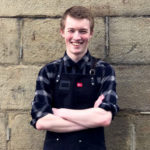Young chef cooks up a Nordic storm