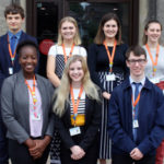 Newly appointed Head Students