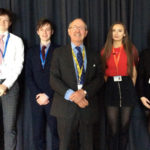 'Peers in Schools' – Lord Best visits students