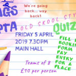 PTA Old Skool quiz