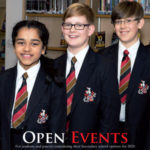 Open events for prospective students and parents