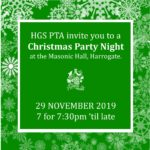 PTA Christmas Party Night