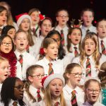 Photos from the Christmas concert