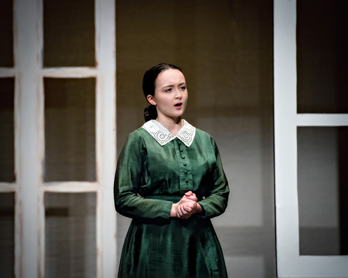Sound of Music-housekeeper