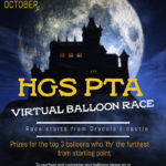 PTA virtual balloon race