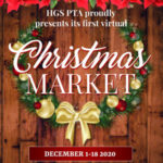 PTA Virtual Christmas Market