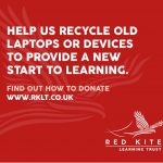 Can you help support a child with their online learning?