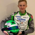 Maxwell gears up for racing excellence
