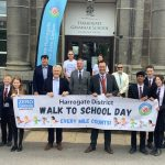 Students tackle the climate emergency in the Harrogate District