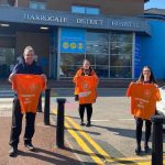 Students raise more than £6,400 for local healthcare and Give a Child a Hope